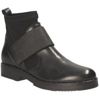 Chaussures Femme Bottines Mally 5887D Noir