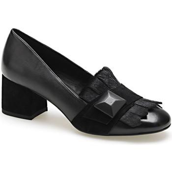 Chaussures Femme Mocassins Apepazza ADY02 Noir