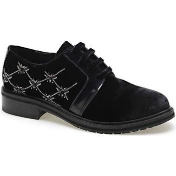Chaussures Femme Derbies Apepazza CMB03 Noir