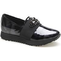 Chaussures Femme Slip ons Apepazza MCT16 Noir