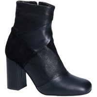 Chaussures Femme Bottines Keys 7173 Noir