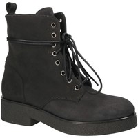 Chaussures Femme Bottines Mally 4235 Noir