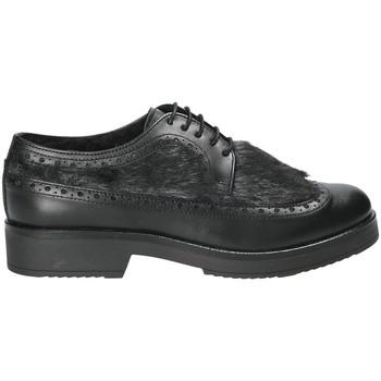 Chaussures Femme Derbies Mally 4665SA Noir