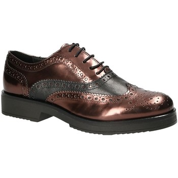 Chaussures Femme Derbies Mally 4704S Marron