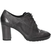 Chaussures Femme Derbies Mally 5010S Gris