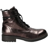 Chaussures Femme Boots Mally 5038 Marron