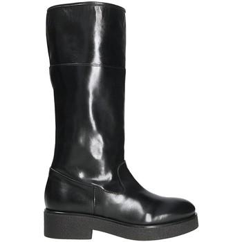 Chaussures Femme Bottes ville Mally 5096Z Noir