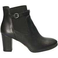 Chaussures Femme Bottines Mally 5114 Noir