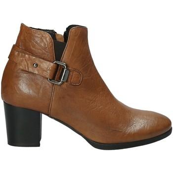 Chaussures Femme Bottines Mally 5404 Marron