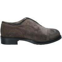 Chaussures Femme Derbies Mally 5523 Gris