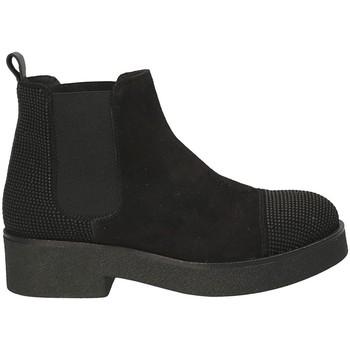 Chaussures Femme Bottines Mally 5536 Noir