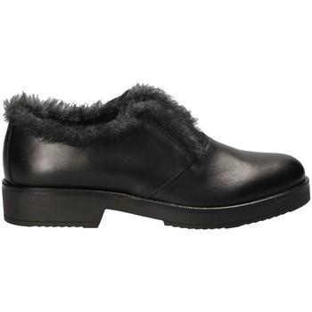 Chaussures Femme Mocassins Mally 5885BR Noir