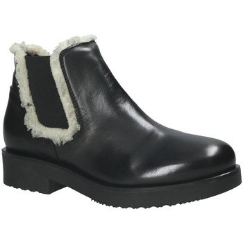 Chaussures Femme Bottines Mally 5894 Noir