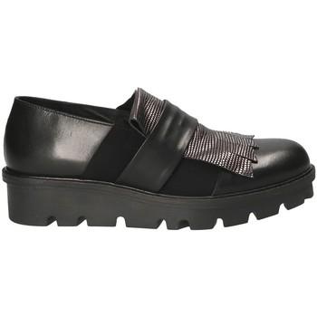Chaussures Femme Slip ons Mally 5965 Noir