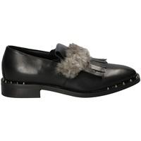 Chaussures Femme Mocassins Mally 5970 Noir