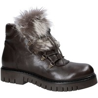Chaussures Femme Boots Mally 5985 Marron