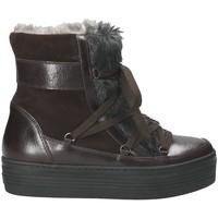 Chaussures Femme Bottes de neige Mally 5990 Marron