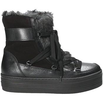 Chaussures Femme Bottes de neige Mally 5990 Noir