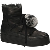 Chaussures Femme Bottes de neige Mally 5991 Noir