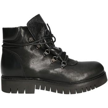 Chaussures Femme Boots Mally 5997 Noir