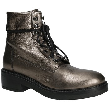 Chaussures Femme Bottines Mally 6005 Gris