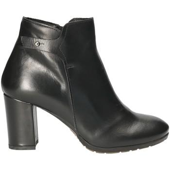 Chaussures Femme Bottines Mally 5017S Noir
