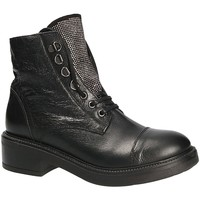Chaussures Femme Bottines Mally 6019 Noir