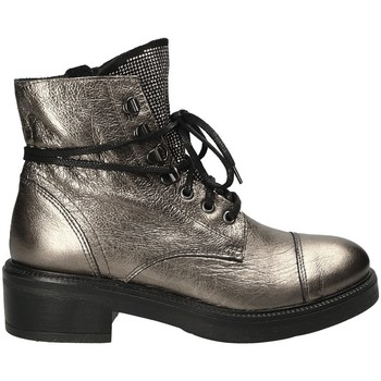 Chaussures Femme Bottines Mally 6019 Gris