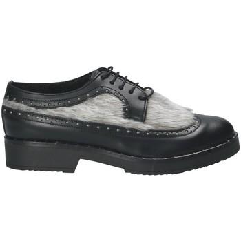 Chaussures Femme Derbies Mally 4665SD Noir