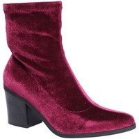 Chaussures Femme Bottines Fornarina PI18LI1126A077 Rouge