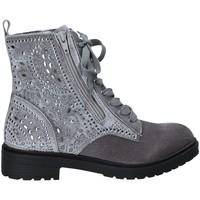 Chaussures Femme Bottines Fornarina PI18RO1140V006 Gris