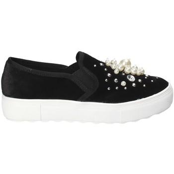 Chaussures Femme Slip ons Fornarina PI18RU1149A000 Noir