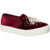 Chaussures Femme Slip ons Fornarina PI18RU1149A073 Rouge
