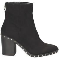 Chaussures Femme Bottines Fornarina PI18SK1142S000 Noir
