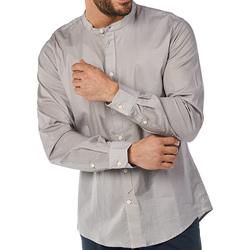 Vêtements Homme Chemises manches longues Gaudi 811BU45012 Gris