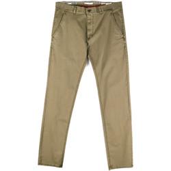 Vêtements Homme Chinos / Carrots Gaudi 811FU25033 Vert