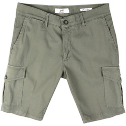 Vêtements Homme Shorts / Bermudas Sei3sei PZV130 8157 Vert