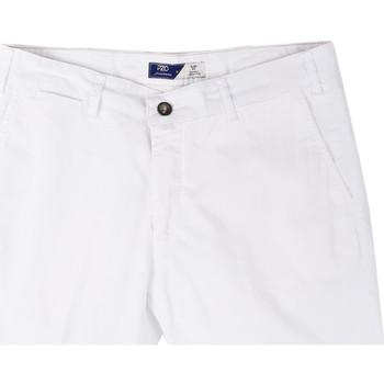 Vêtements Homme Shorts / Bermudas Sei3sei PZV132 81497 Blanc