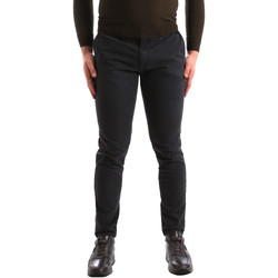 Vêtements Homme Chinos / Carrots Gaudi 821FU25013 Gris