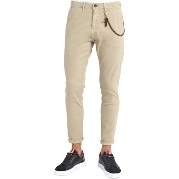 Vêtements Homme Chinos / Carrots Gaudi 911BU25002 Beige