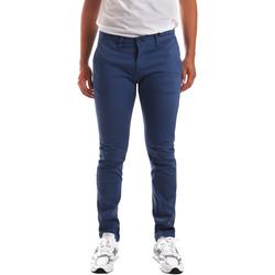 Vêtements Homme Chinos / Carrots Gaudi 911BU25007 Bleu