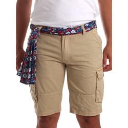 Vêtements Homme Shorts / Bermudas Gaudi 911BU25034 Beige