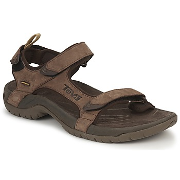 Chaussures Homme Sandales sport Teva TANZA Marron