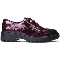 Chaussures Enfant Derbies Geox J6420K 000HI Rouge