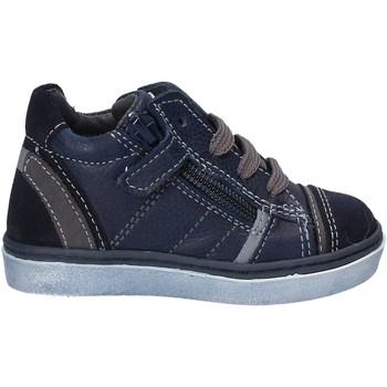 Chaussures Garçon Boots Melania ME1133B7I.B Bleu