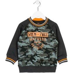 Vêtements Enfant Sweats Losan 725 6008AC Vert