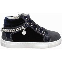 Chaussures Fille Baskets montantes Nero Giardini A722470F Bleu