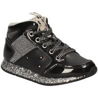 Chaussures Fille Baskets montantes Lelli Kelly L17I6520 Noir