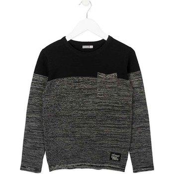 Vêtements Enfant Pulls Losan 723 5008AA Noir
