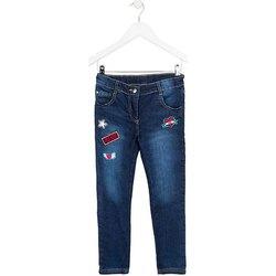 Vêtements Enfant Jeans slim Losan 724 6030AB Bleu